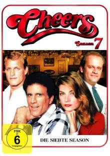 Cheers Season 7, 3 DVDs