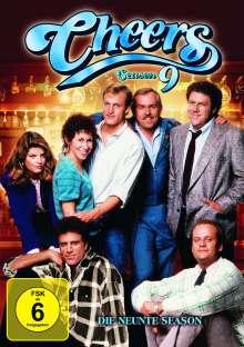 Cheers Season 9, 4 DVDs