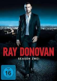 Ray Donovan Staffel 2, 4 DVDs