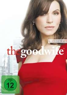 The Good Wife Season 5 Box 2, 3 DVDs