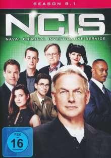 Navy CIS Season 8 Box 1, 3 DVDs