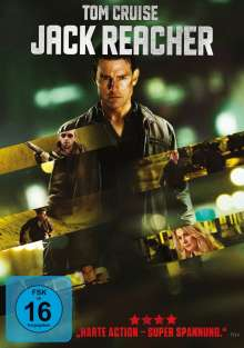 Jack Reacher, DVD