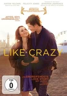 Like Crazy, DVD