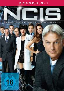 Navy CIS Season 9 Box 1, 3 DVDs