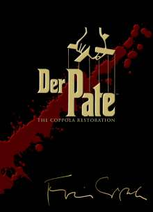 Der Pate I-III (The Coppola Restauration), 5 DVDs
