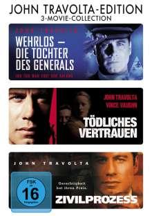 John Travolta Edition, DVD