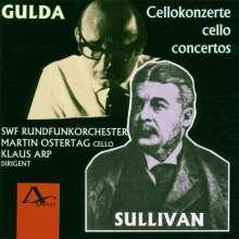 Arthur Sullivan (1842-1900): Cellokonzert D-dur, CD