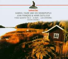 Gabriel Faure & his Grandpupils, CD