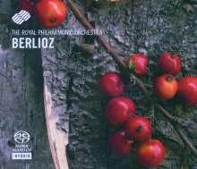 Hector Berlioz (1803-1869): Ouvertüren, Super Audio CD