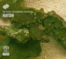 Joseph Haydn (1732-1809): Symphonien Nr.102 & 104, Super Audio CD