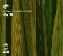 Joseph Haydn (1732-1809): Symphonien Nr.101 & 103, Super Audio CD