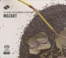 Wolfgang Amadeus Mozart (1756-1791): Klavierkonzerte Nr.20 & 27, Super Audio CD