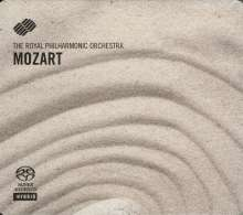 Wolfgang Amadeus Mozart (1756-1791): Symphonien Nr.32,35,38, Super Audio CD