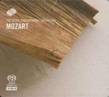 Wolfgang Amadeus Mozart (1756-1791): Konzert für Flöte & Harfe KV 299, Super Audio CD