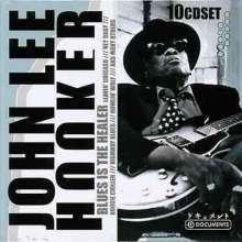 John Lee Hooker: Blues Is The Healer, 10 CDs