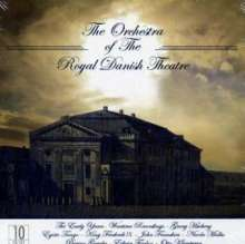 The Orchestra of the Royal Danish Theatre 1907-1954, 10 CDs