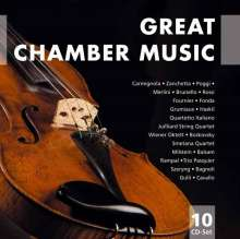 Great Chamber Music, 10 CDs