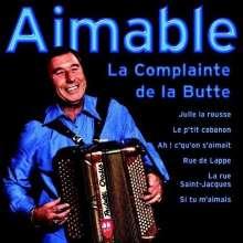 Aimable: La Complainte De La Butte, CD