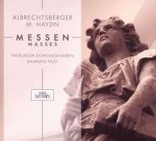 Johann Georg Albrechtsberger (1736-1809): Missa Assumptionis Beatae Mariae Virginis, CD