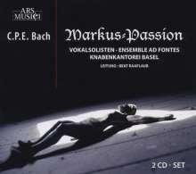 Carl Philipp Emanuel Bach (1714-1788): Markus-Passion, 2 CDs