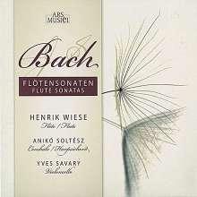 Johann Sebastian Bach (1685-1750): Flötensonaten BWV 1030,1032,1034,1035, CD