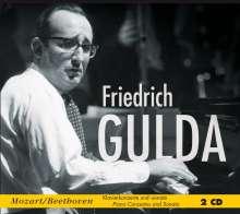 Friedrich Gulda spielt Beethoven & Mozart, 2 CDs