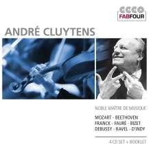 Andre Cluytens - Noble Maitre de Musique, 4 CDs