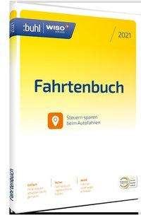 WISO Fahrtenbuch 2021, CD-ROM