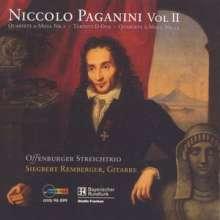 Niccolo Paganini (1782-1840): Gitarrenquartett Nr.15, CD