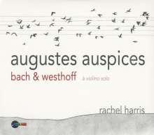 Rachel Harris - Augustes Auspices, 3 CDs