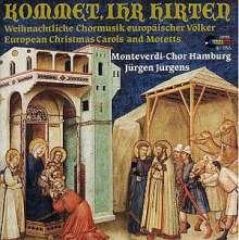 Monteverdi-Chor Hamburg, CD