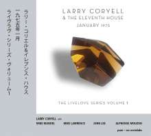 Larry Coryell (1943-2017): January 1975 (The Livelove Series Vol.1), CD