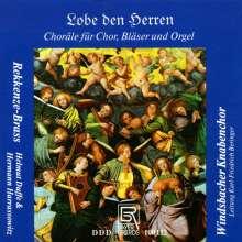 Windsbacher Knabenchor - Lobe den Herren, CD