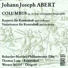 """Johann Joseph Abert (1832-1915): Symph.Seegemälde op.31 """"Columbus"""", CD"""