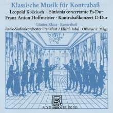 Leopold Kozeluch (1747-1818): Sinfonia concertante Es-dur, CD
