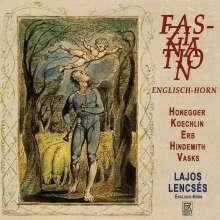Lajos Lences - Faszination Englisch-Horn, CD
