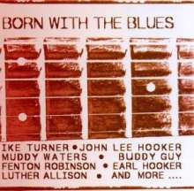 Born With The Blues, CD