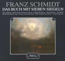 Franz Schmidt (1874-1939): Das Buch mit sieben Siegeln, 2 CDs