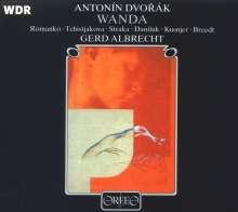 Antonin Dvorak (1841-1904): Wanda, 3 CDs