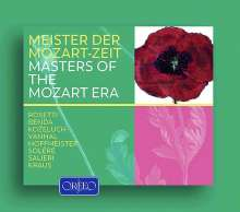 Meister der Mozart-Zeit, 2 CDs