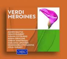 Verdi Heroines, 2 CDs