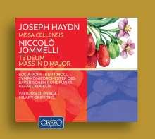 "Joseph Haydn (1732-1809): Messe Nr.5 ""Cäcilienmesse"", 2 CDs"