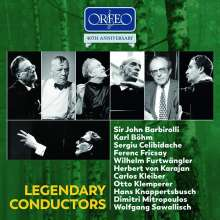 Legendary Conductors (Orfeo Edition), 10 CDs