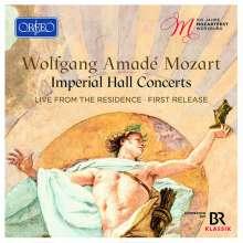 Wolfgang Amadeus Mozart (1756-1791): 100 Jahre Mozartfest Würzburg - Imperial Hall Concerts, 6 CDs