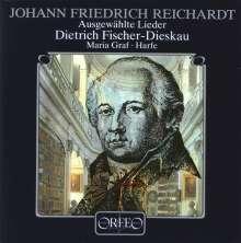 Johann Friedrich Reichardt (1752-1814): Lieder, CD