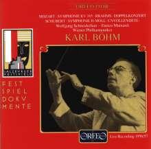 Karl Böhm in Salzburg 1956/1957, CD