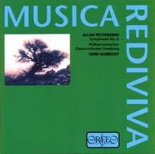 Allan Pettersson (1911-1980): Symphonie Nr.8, CD