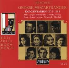 Große Mozartsänger Vol.5, CD
