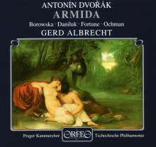 Antonin Dvorak (1841-1904): Armida, 2 CDs