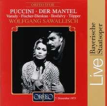 Giacomo Puccini (1858-1924): Il Tabarro, CD